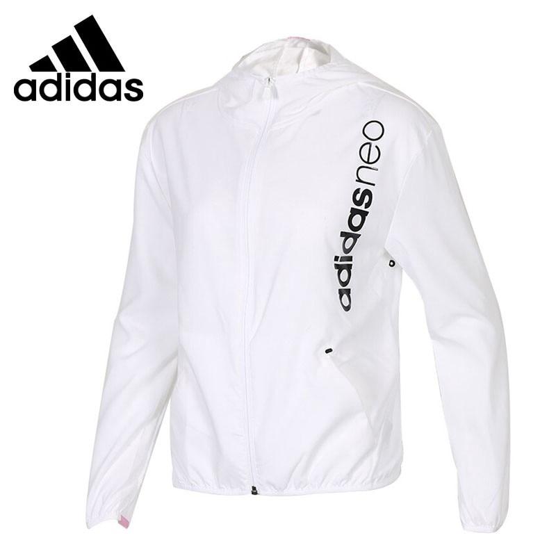 US $114.0 |Original Neue Ankunft Adidas NEO Label W STD BOMBER frauen jacke Sportswear in Original Neue Ankunft Adidas NEO Label W STD BOMBER frauen