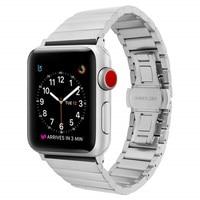 ASHEI Нержавеющая сталь ремешок для Apple Watch полосы 44 мм 40 мм 38 мм 42 мм Бабочка Пряжка браслет для iWatch серии 4/3/2/1