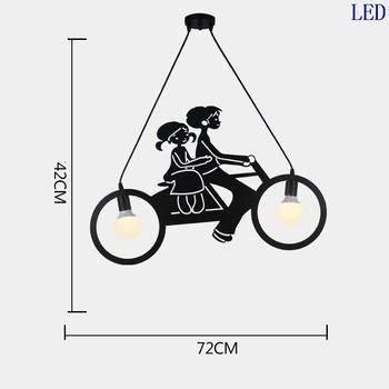 Industrieel Casa Gantung Lustre E Pendente Para Sala De Jantar Loft Deco Maison Lampen Moderna Lámpara Colgante Luz Colgante