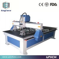Cost effective unich high quality professional 1300*2500mm cnc cutter