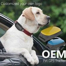 Водонепроницаемый Smart Товары для кошек собак GPS устройства слежения в режиме реального времени Водонепроницаемый Pet Ошейники GPS трекер Бесплатный сервис платформа