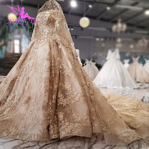 Image 5 - AIJINGYU China Wedding Dress Couture Gown White Surmount United States Shop Online 2021 Gowns Buy Wedding Dresses In Dubai