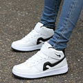 2016 inverno botas de outono dos homens amantes sapatos da moda botas de neve quente dos homens 4 cores de alta-top sapatos plataforma unisex sapatos freeshipping