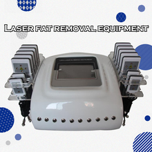 New Promotion !!! Lipo diode laser lipo fat removal equipment with wavelenght 650nm liposuction CE
