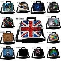 10 Laptop Shoulder Bag Carry Case Pocket Fits ASUS Transformer Book T100 T100TA Samsung Galaxy Note
