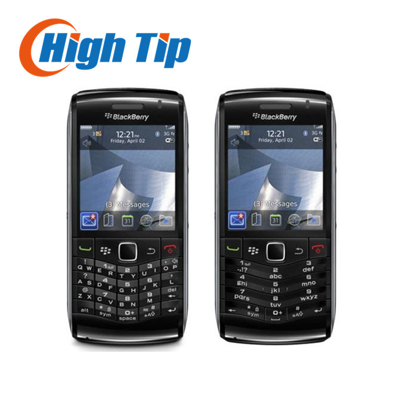 Refurbished 9105 Unlocked Original BlackBerry Pearl 9105 Mobile Phone Free Shipping