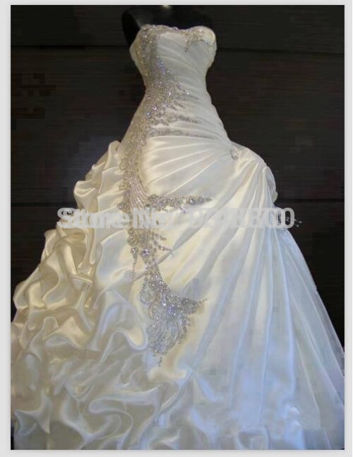 Best selling 2015 wedding dresses with rhinestones slight for Selling your wedding dress