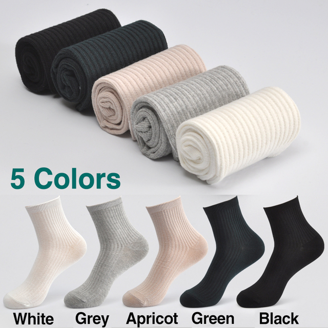 BENDU Women Cotton Socks 10 Pairs/Lot Brand New Comfortable Breathable Durable High Quality Fashion Style Woman Female Sock 1