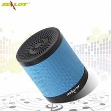 ZEALOT S5 2000 mAh de alta Calidad Portable Speaker Soporte de Tarjeta TF AUX Radio FM Disco Flash Bluetooth Inalámbrico Al Aire Libre 4.0 altavoz