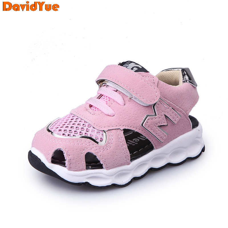 davidyue summer boys girls sandals childrens flat beach sandals comfortable cool childre ...