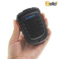 2019 Bluetooth Draadloze Speaker Microfoon Zello Ptt Bluetooth Voor Android Systeem 5.1 Versie Of Hoger/Niet Ondersteuning Ios Systeem