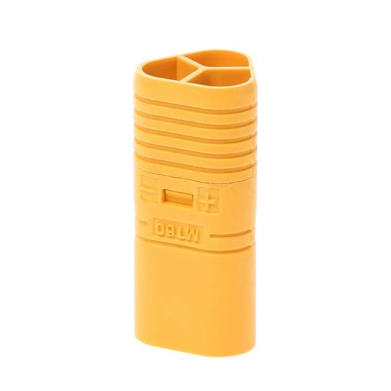 1 paar MT60 3.5mm 3 Pole Bullet Connector Plug Set Voor RC ESC Motor