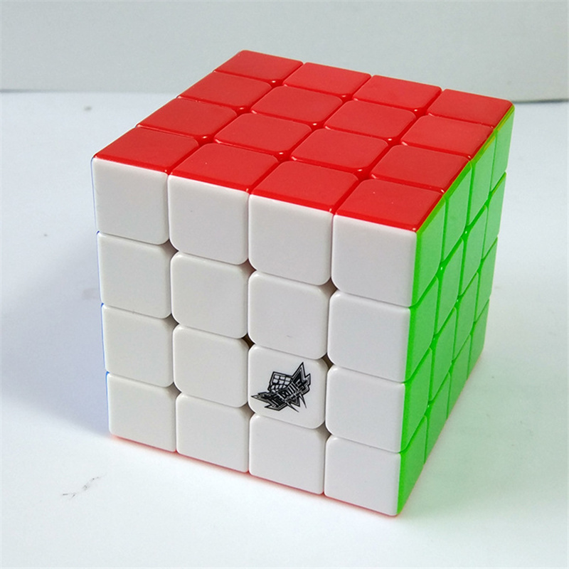 Cyclone Boys 4 layer FeiTeng Mini 4x4x4 57mm Magic Cube Challenge Gifts Puzzle Mirror Cubes Educational Toy