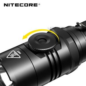 Image 2 - 2018 nitecore P26 1000ルーメンcree XP LハイV3 led無限可変輝度戦術的な懐中電灯