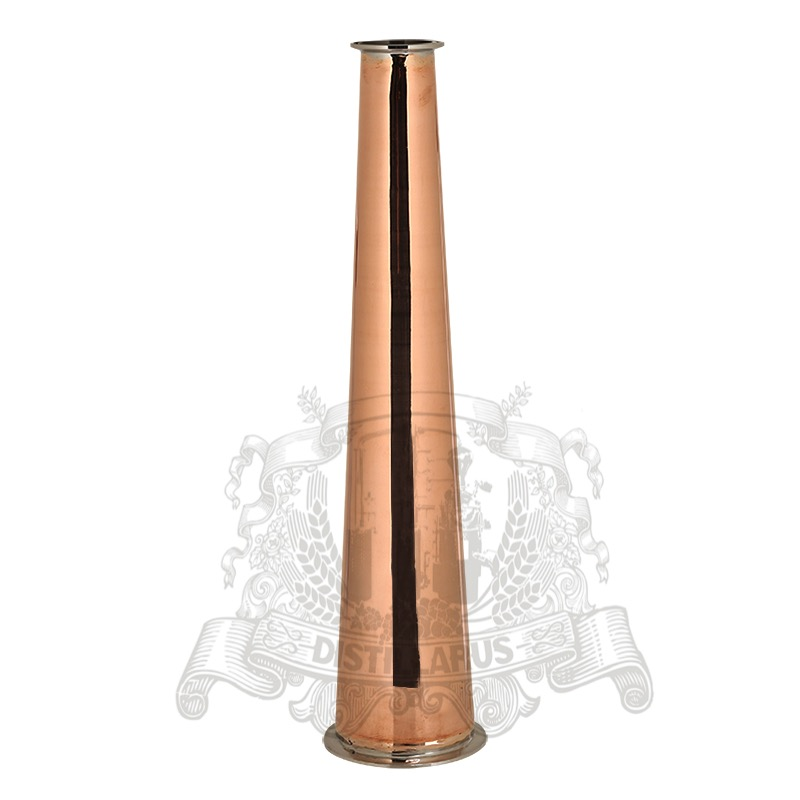 Tri-clamp Copper adapter  for onion head 4(102mm)OD119 x 2 (51mm)OD64 tri clamp tee 2 51mm od64