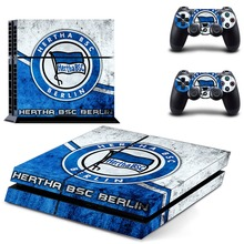 Beitar Jerusalem FC PS4 Skin Sticker Decal Vinyl for Playstation 4 for Dualshock 4 Console and 2 Controllers PS4 Skin Sticker