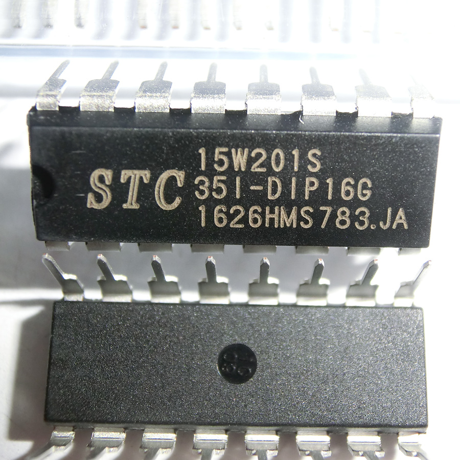 62ee29b46eb ᐅ5 Stks 15W201S 35I-DIP16G STC15W201S-35I-DIP16 - a500