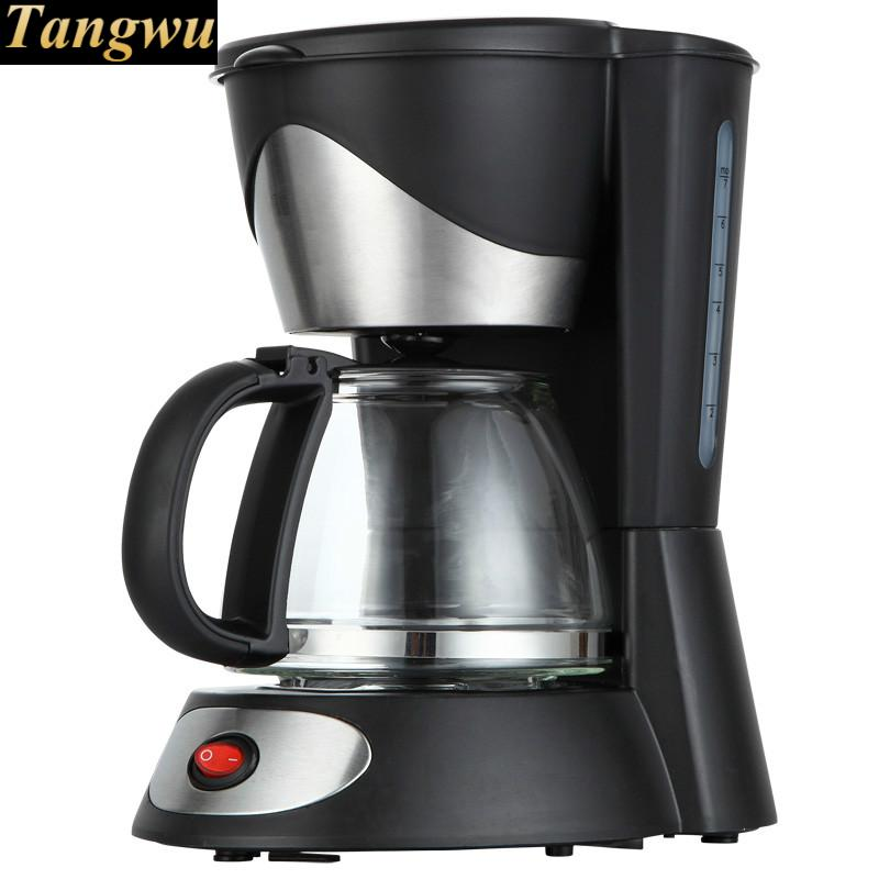 American coffee maker USES a drip-drip, fully automaticAmerican coffee maker USES a drip-drip, fully automatic