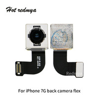 100% Original Back Rear Camera Flex Cable For iPhone 7 7G 7 Plus Ribbon Main Camera Module Replacement Repair Parts