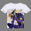 2016newest cartoon anime printing casual t shirt for men Touken Ranbu Online T shirts Imanotsurugi shirts fashion t-shirt