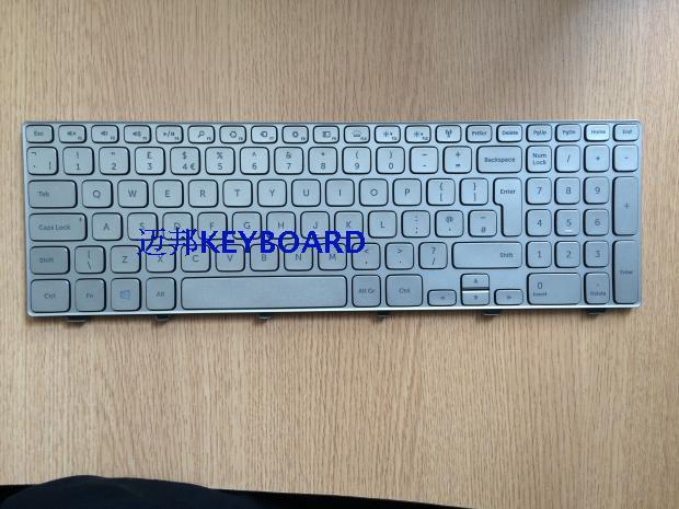Для Dell Inspiron 15 7000 серии 7537 7737 ноутбук подсветку клавиатуры