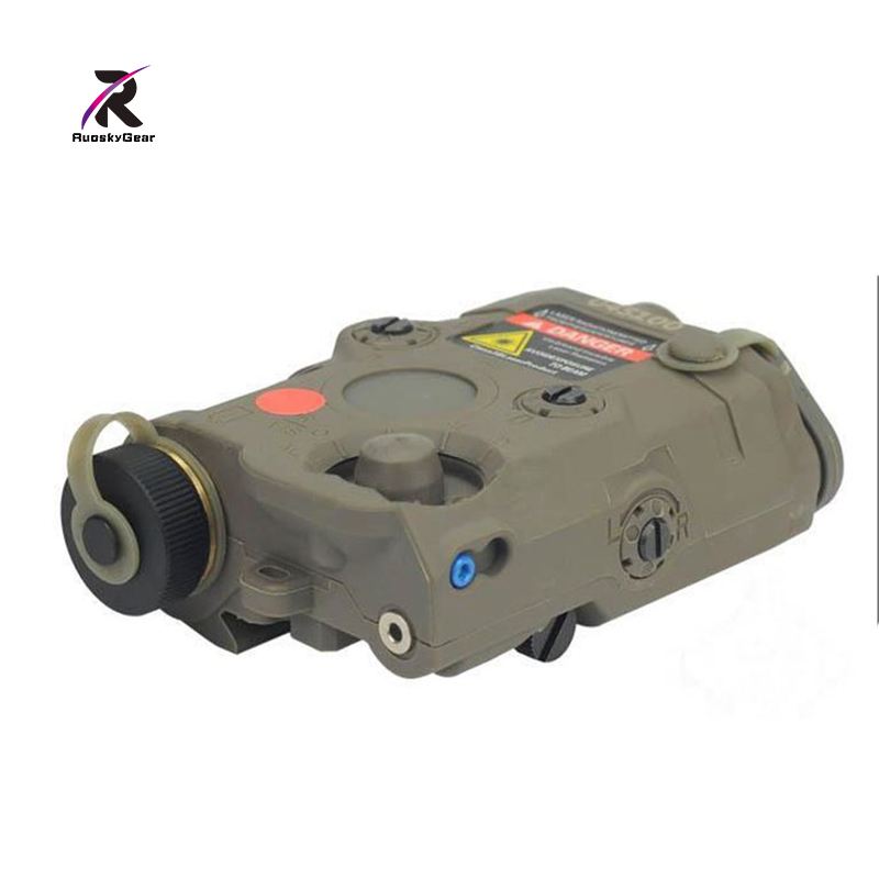 FMA AN-PEQ-15 Upgrade Version LED White Light & Red Laser with IR Lenses for Helmet Camping Outdoor Hunting TB0070/TB0066/TB0067FMA AN-PEQ-15 Upgrade Version LED White Light & Red Laser with IR Lenses for Helmet Camping Outdoor Hunting TB0070/TB0066/TB0067