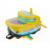 Bolsos de escuela los niños 2016 Creativo 3D barco de la historieta Niños mochilas bolso de escuela de kindergarten mochilas ortopédica bebé bolsas