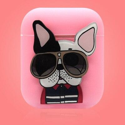 Cute Animal Cartoon AirPod Case Cover 2