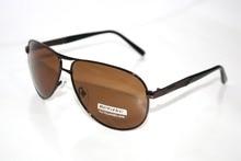 2016 Brown 007 bruce style Driver's TAC enhanced polarized polaroid polarised golf fishing UV 400 Men women sunglasses