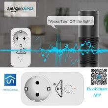 Timethinker переключатель Wi Fi WS2 умная розетка для Apple Homekit ALexa Google дома ЕС Великобритания AU США адаптер приложение голос дистанционное управление