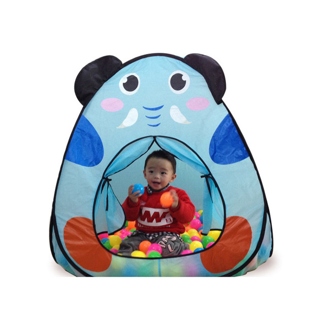 2016 new cartoon animals children with basketball box tents  sc 1 st  AliExpress.com & 2016 new cartoon animals children with basketball box tents-in ...