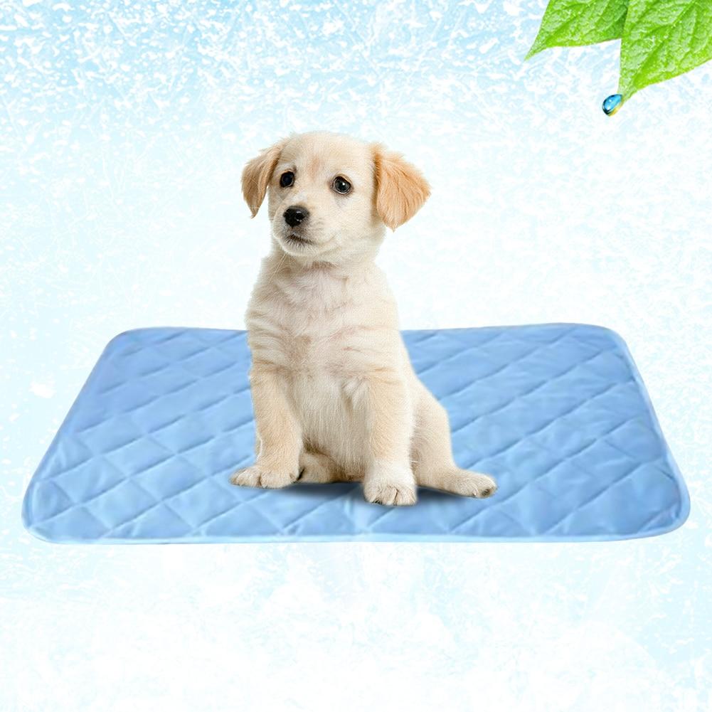 summer cool mat for dog cat bed pet cooling summer dog mat for