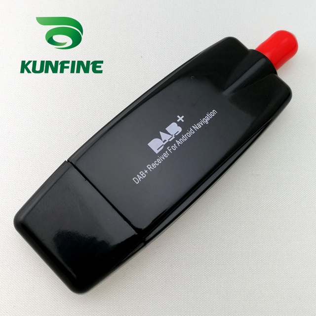 KUNFINE Universal Car styling 12V 24V Car DAB+ Tuner Car Radio Plug ...