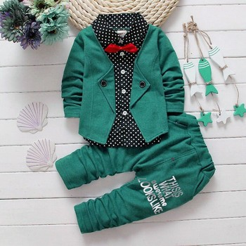Spring Kids Sport Suit 2