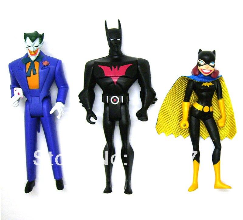 1PCS DC Universe League Unlimited VANDAL SAVAGE Robin Batman superman