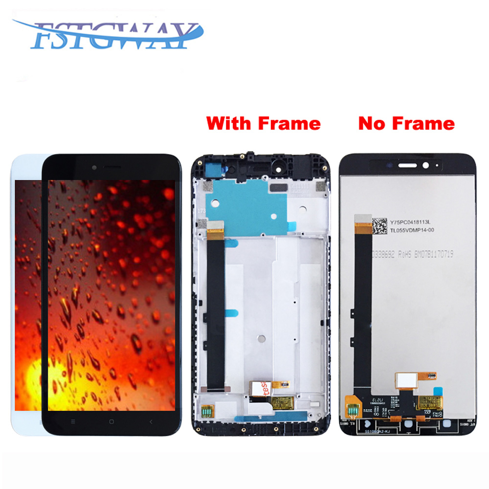 Für <font><b>Xiaomi</b></font> Redmi Hinweis 5A Standard 2 GB/16 GB <font><b>LCD</b></font> Display Touchscreen Digitizer Replacment Teile image