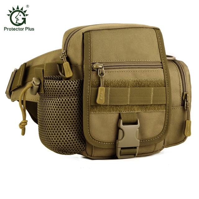 Hip Pack Tactics Waist Packs Waterproof Waist Bag Fanny Pack Belt Bag Bumbag Sling Shoulder Messenger Bag