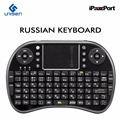 Russian Wireless Keyboard and Mouse for Smart TV Box  / Raspberry Pi / HTPC