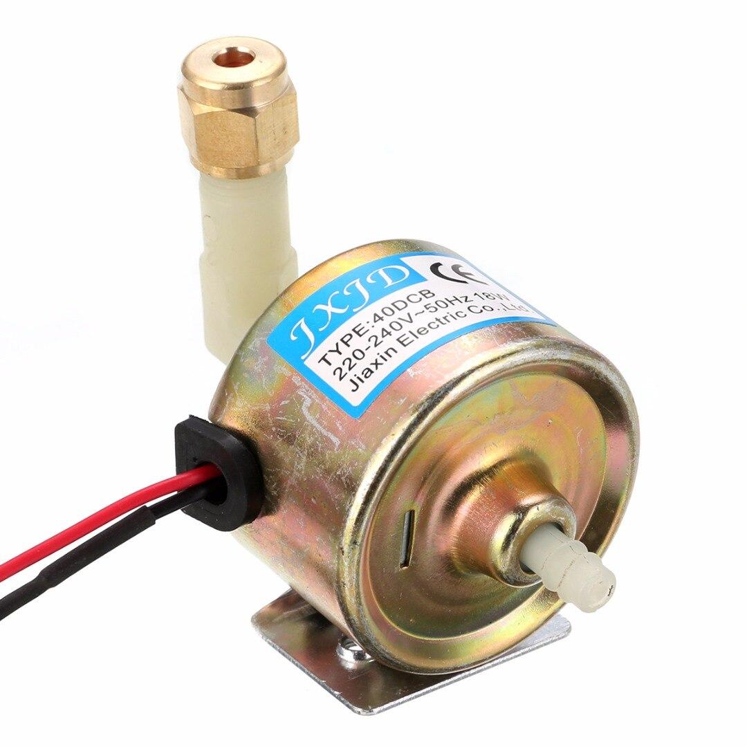 pompe à huile de machine à fumée de brouillard de 900W 40DCB 220V-240V AC 50HZ