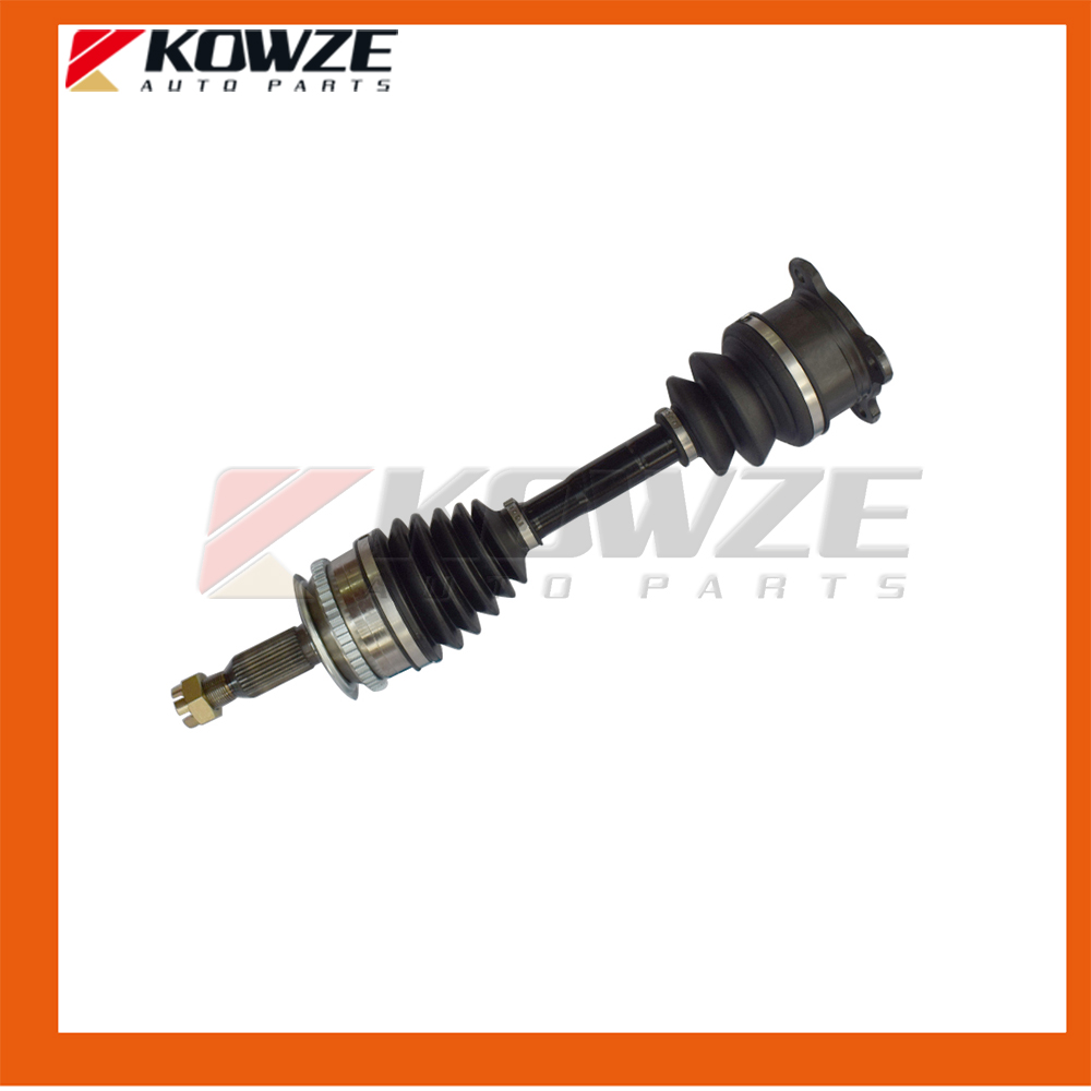 Right Front Axle Drive Shaft Assembly For Pickup Triton L200 2005-2015 MN110546 3815A310 front right abs sensor wheel speed sensor for mitsubishi pickup triton l200 pickup triton l200 k74t 4d56 1996 2002 05 mr128224 page 2