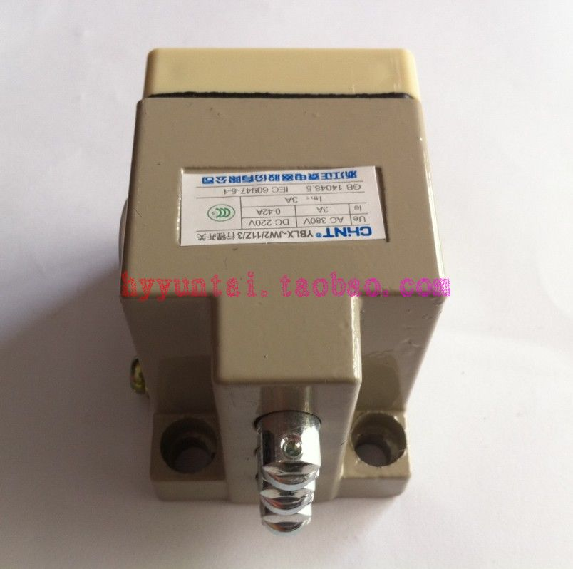 CHINT travel switch YBLX-JW2/11Z/3 limit switch original authentic micro switch ts236 11z m20