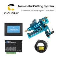 Cloudray Автофокус сенсор системы LFS ANM T43 Hybird лазерная головка драйвер для неметаллических фанера дерево CO2 резка машины