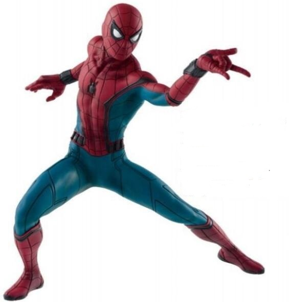 NEW hot 18cm Spiderman Avengers Spider man Super hero collectors action figure toys Christmas gift doll with box 2017 new avengers super hero iron man hulk toys with led light pvc action figure model toys kids halloween gift