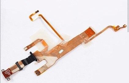 WZSM Free Shipping NEW LED Flex Video Cable For IBM Lenovo X201 X201i Series 44C9990 44C9991