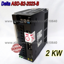 цена на Delta 2000 W Servo Drive ASD-B2-2023-B Suitable for Servo Motor ECMA-C21020RS Genuine Quality Better After Sales Service
