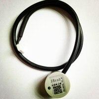 Ультразвуковой датчик переключателя ультразвуковой индикатор уровня индукции бесконтактный датчик уровня жидкости металлический контей...