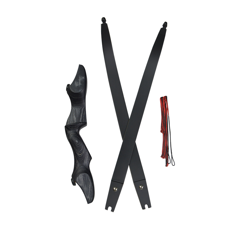 ILF Type 60 Inch Archery Recurve Bows 30-60lbs Hunting Bows With Laminated Limbs For High Speed Bows And Arrows Archery Shooting