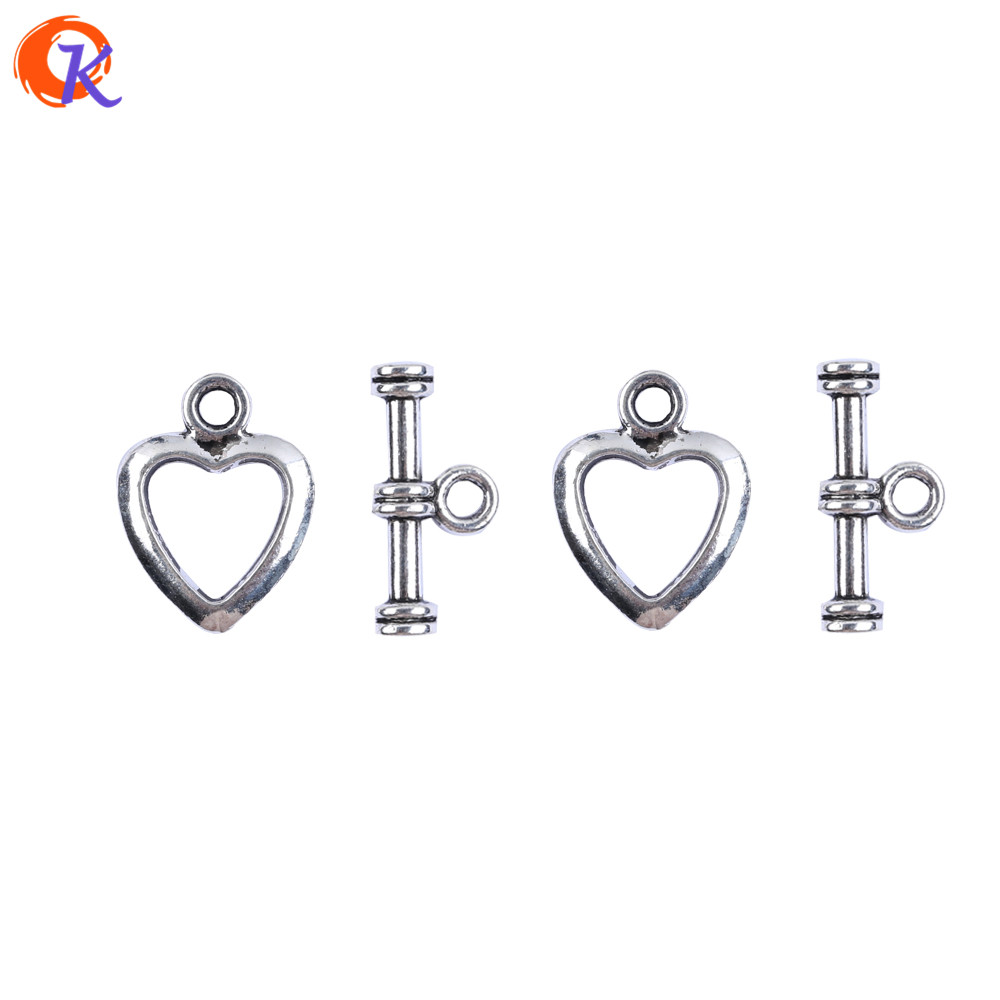 Aliexpress.com : Buy Cordial Design 100 Sets Heart Shaped