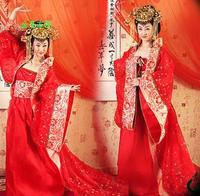 Princess Fairy Clothes Tang Suit Hanfu Costume Dress Chinese Ancient Costume Traditional Costume Dress