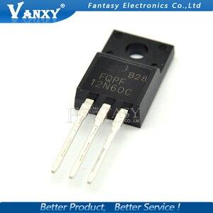Image 3 - 10PCS FQPF12N60C TO 220F 12N60C 12N60 TO220 FQPF12N60 כדי 220 חדש MOS FET טרנזיסטור